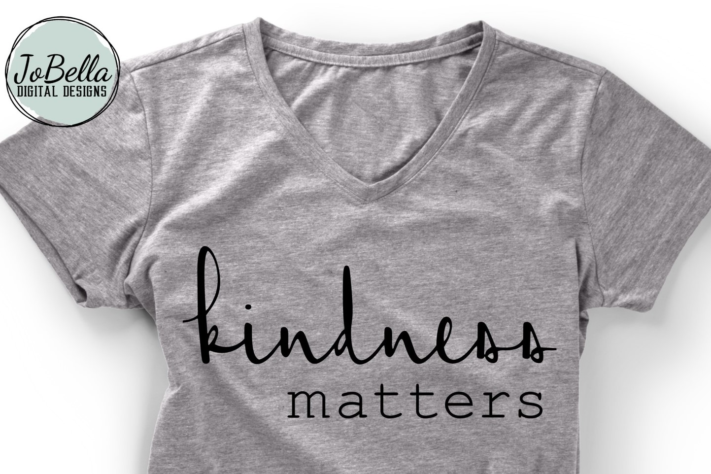 Kindness Matters SVG and Printable example image 1