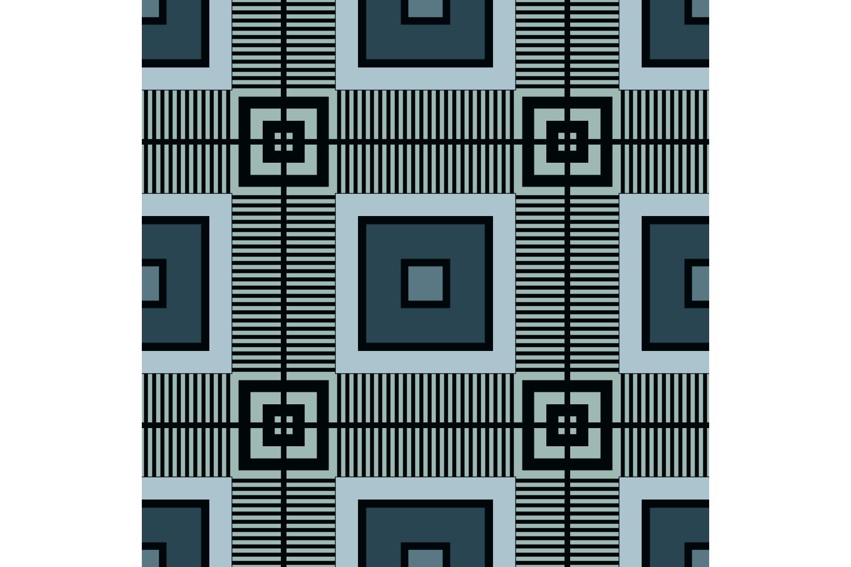 Tartan texture. Set of 10 seamless patterns. example image 9