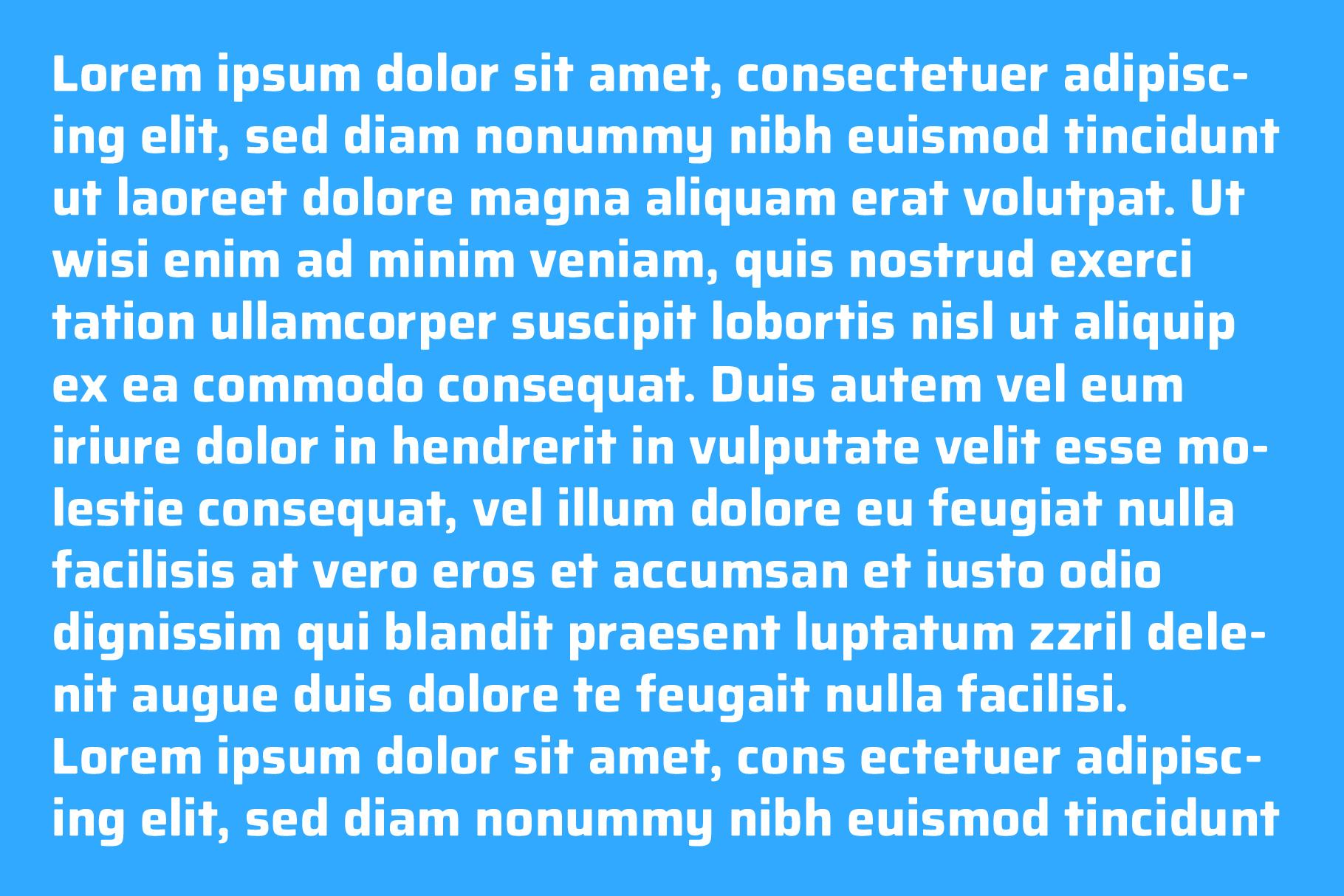 Montara - Sans serif duo Clean+Textured version example image 7