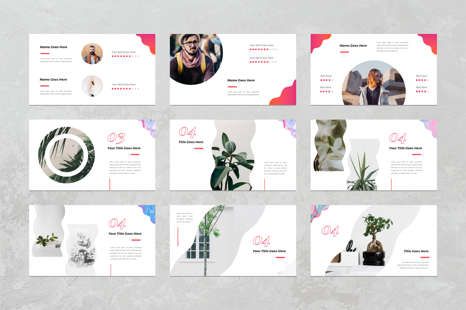Bery - Creative PowerPoint Template example image 5
