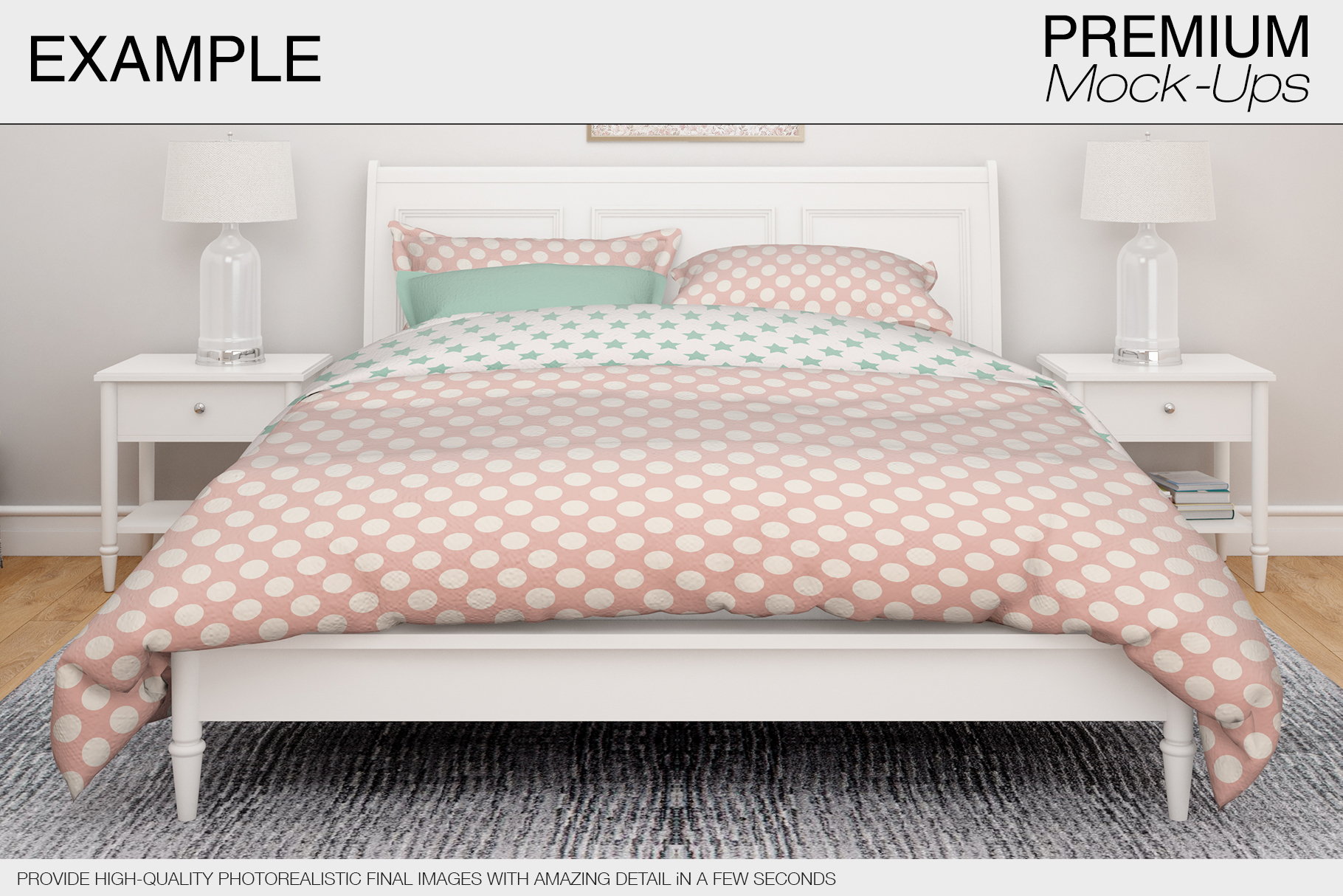 Bedding Set example image 6