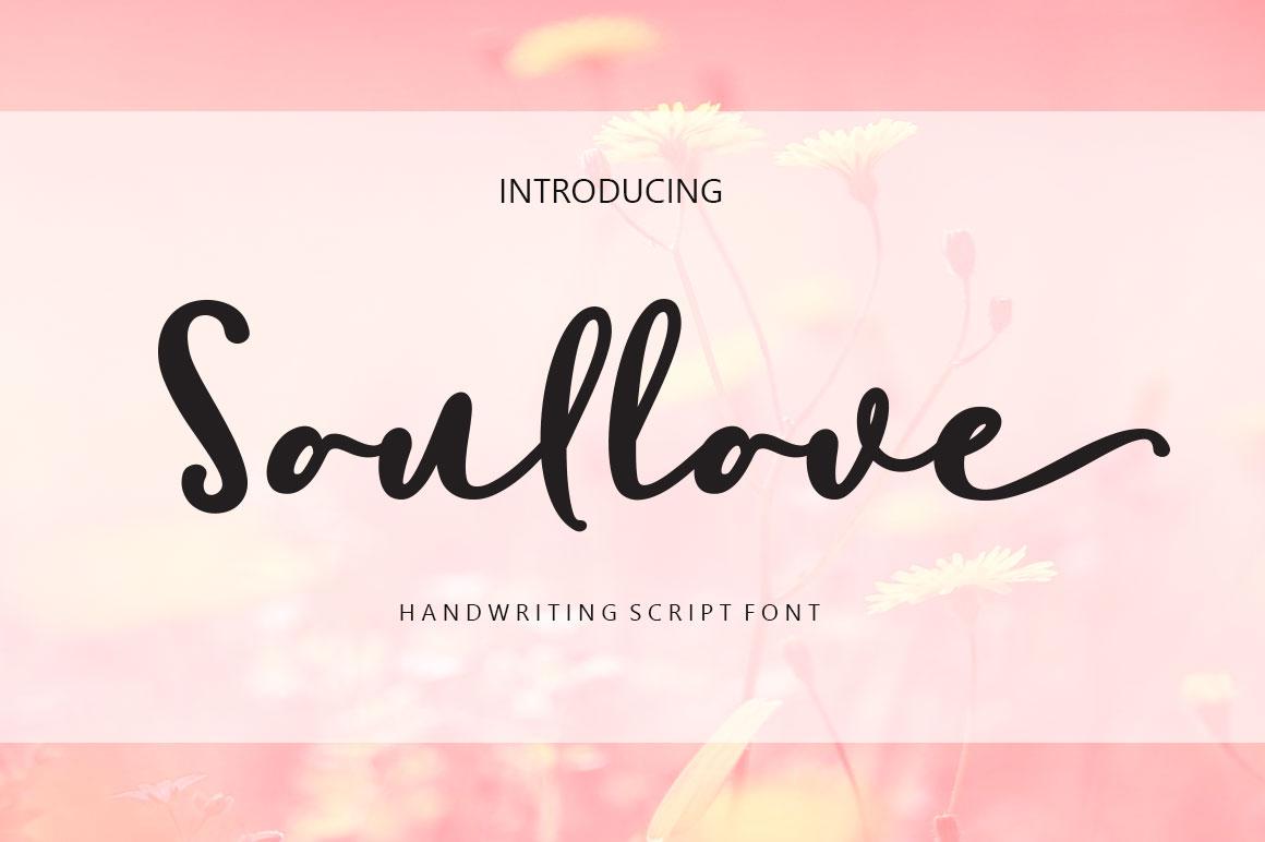 Soullove Script example image 8