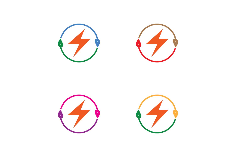 eco bolt logo example image 1