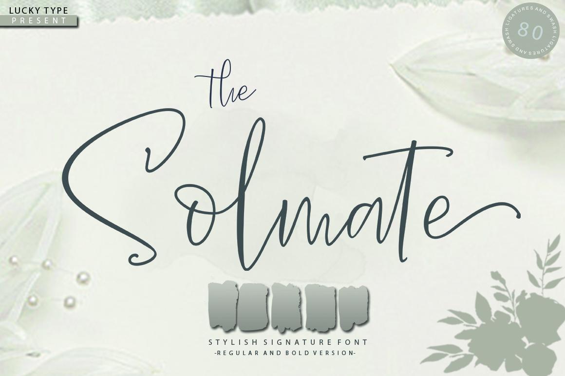 The Solmate Signature Script example image 1