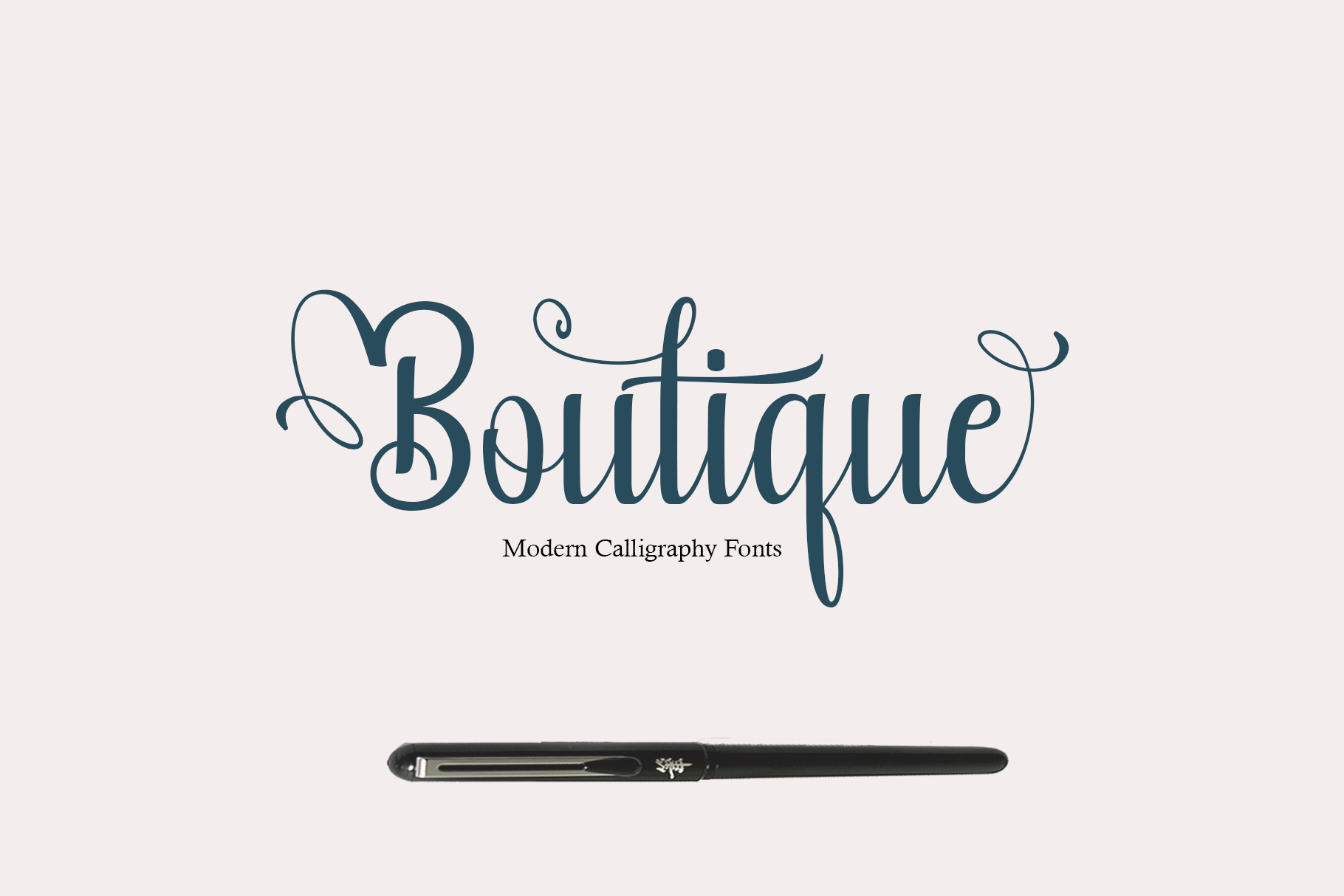 16 Incredible Handwritten Fonts example image 2