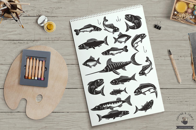 Fishing Design example image 2