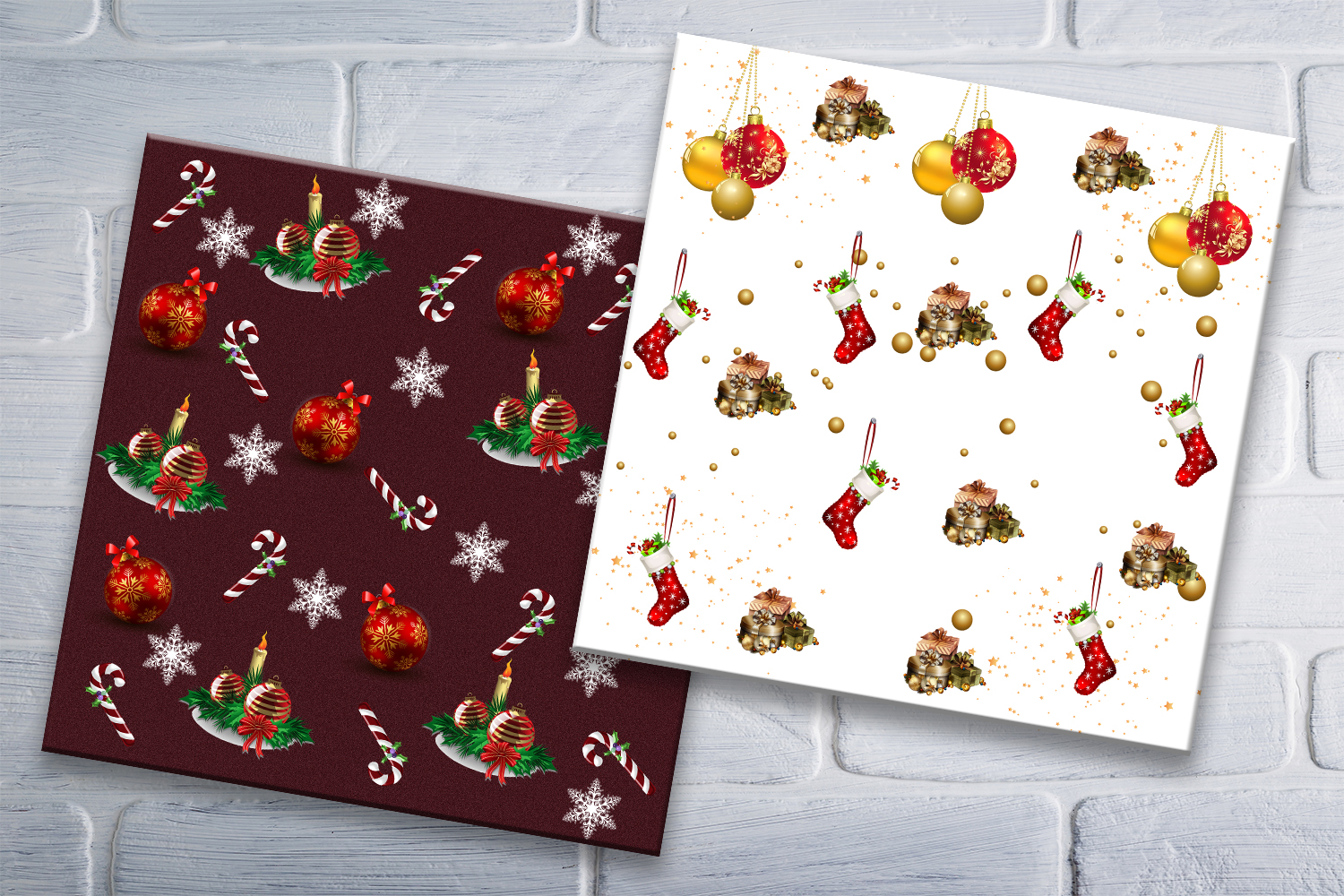 Christmas, Christmas Scrpabook, Scrapbooking, BLACK FRIDAY example image 5