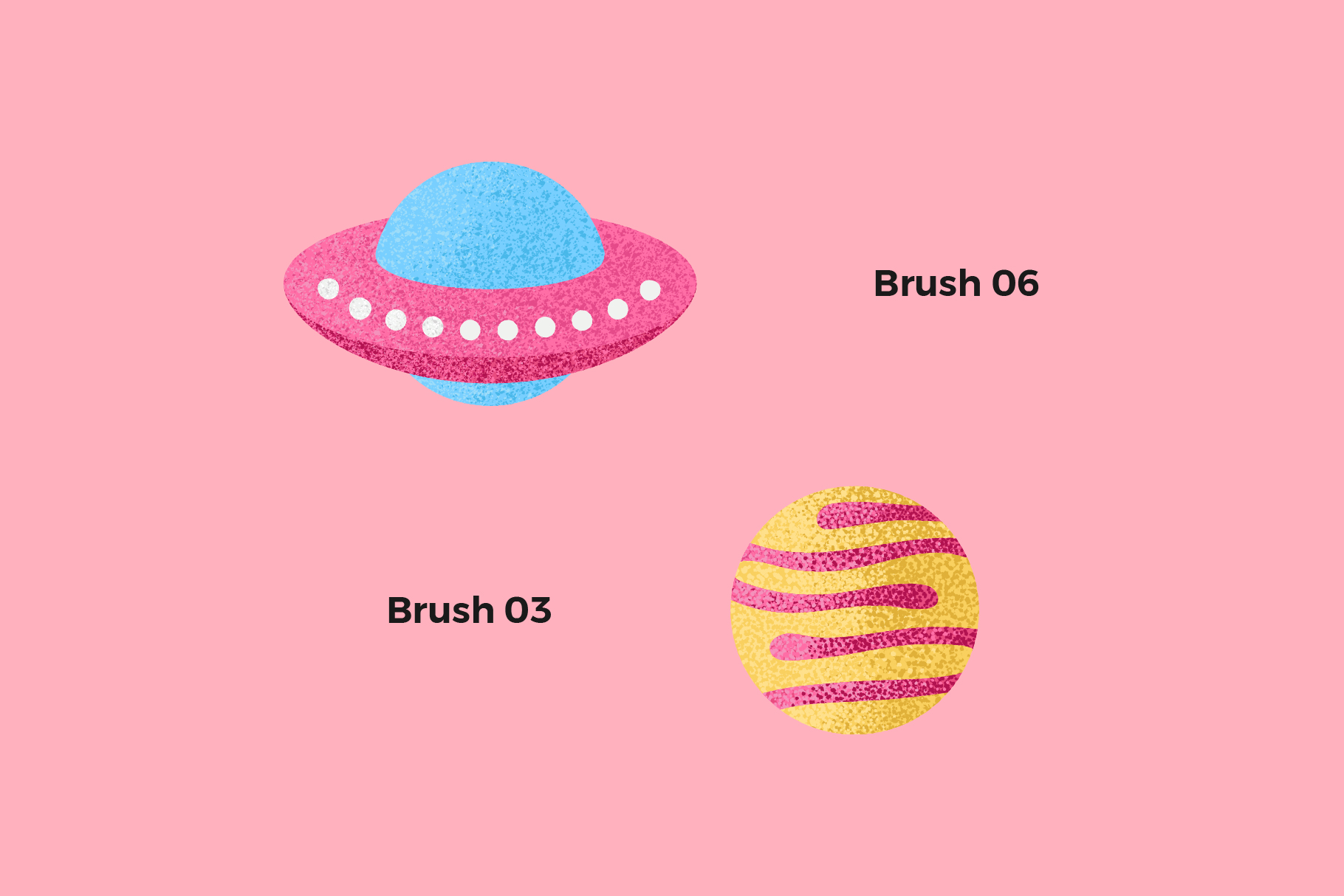 Scatter Brushes for Illustrator example image 5