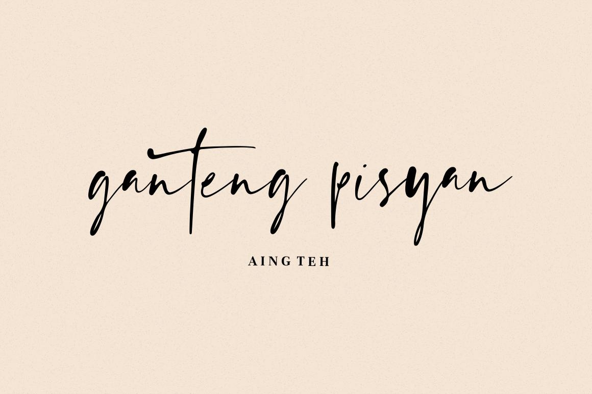 Ragland - Handwritten Font example image 13