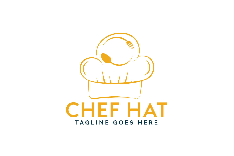 Chef Hat Logo Design. example image 1