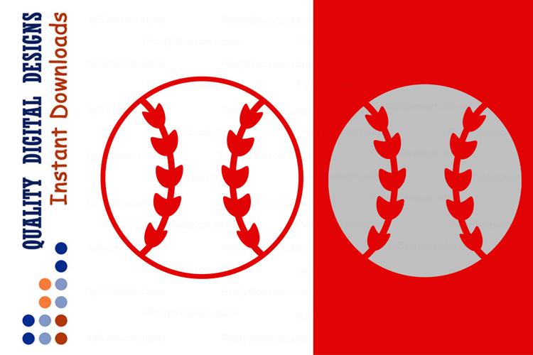 Baseball svg Sports shirts design example image 1