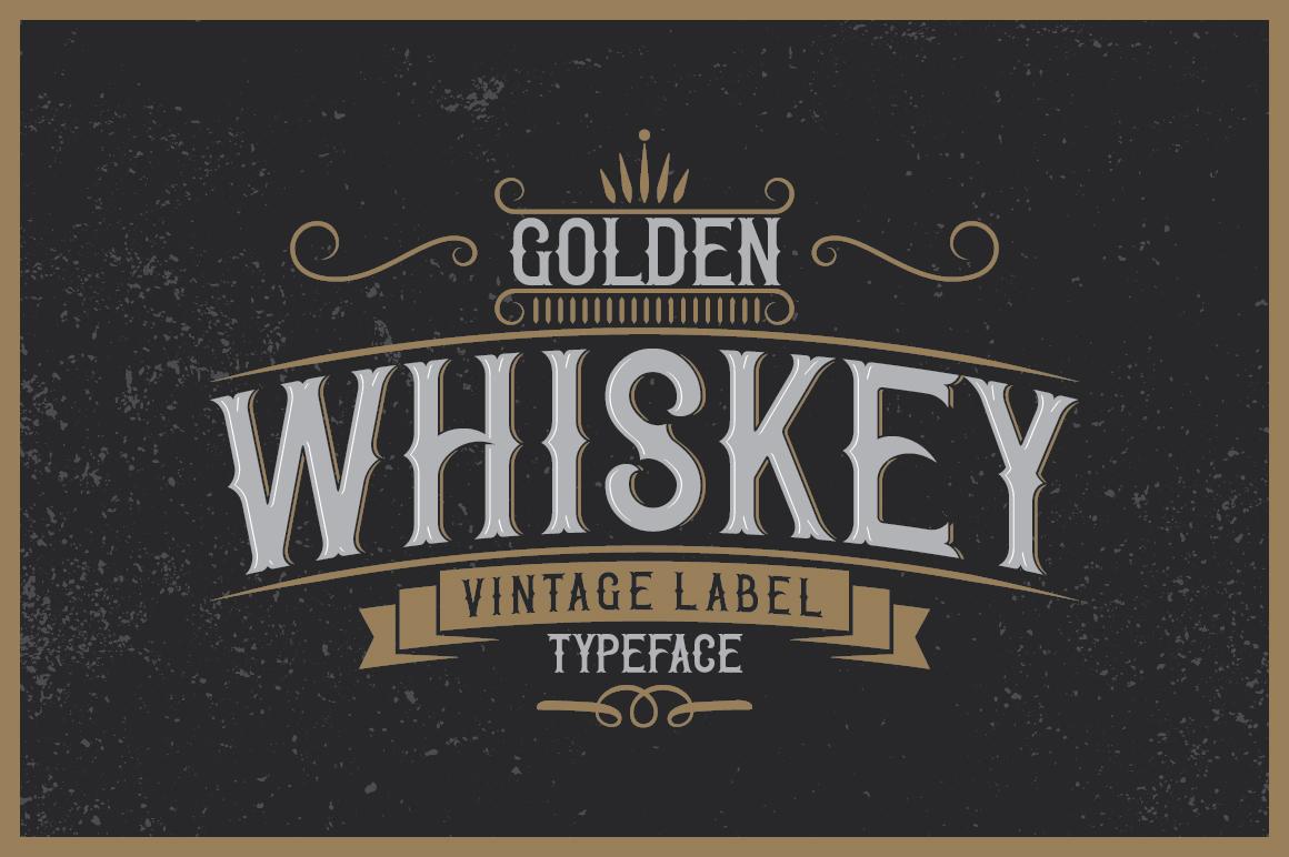 Whiskey Fonts Bundle example image 11