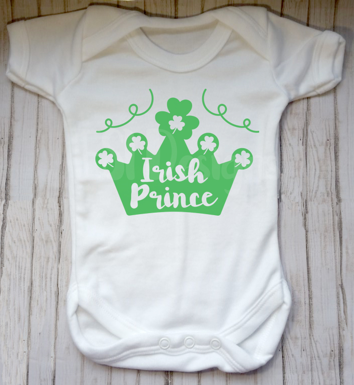 Irish Prince Design example image 2