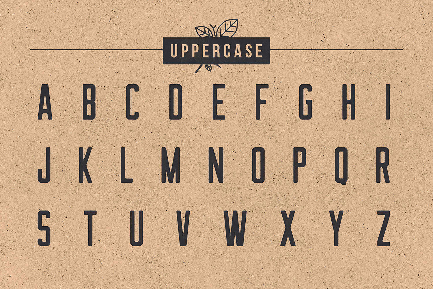 Nomads -The Farmer Original Typeface example image 11