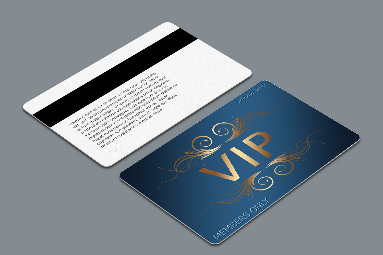 20 Luxury VIP Member Cards example image 9