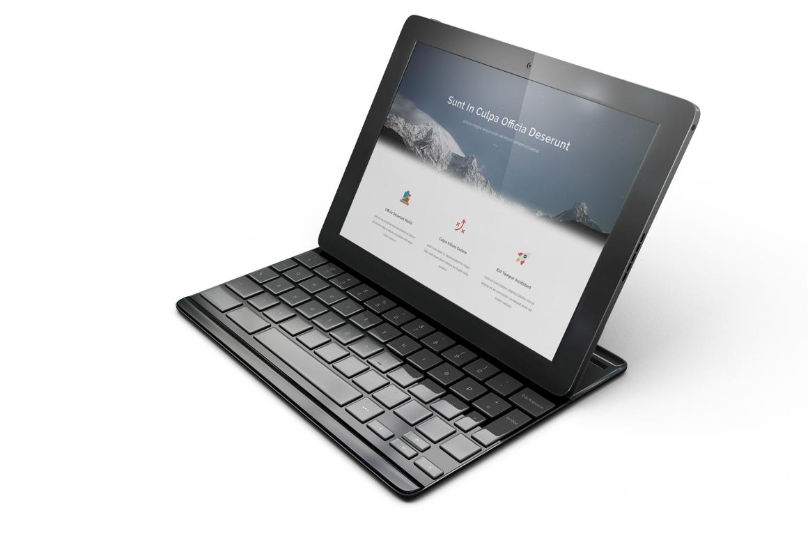 Google Pixel C Tablet Mockup example image 11