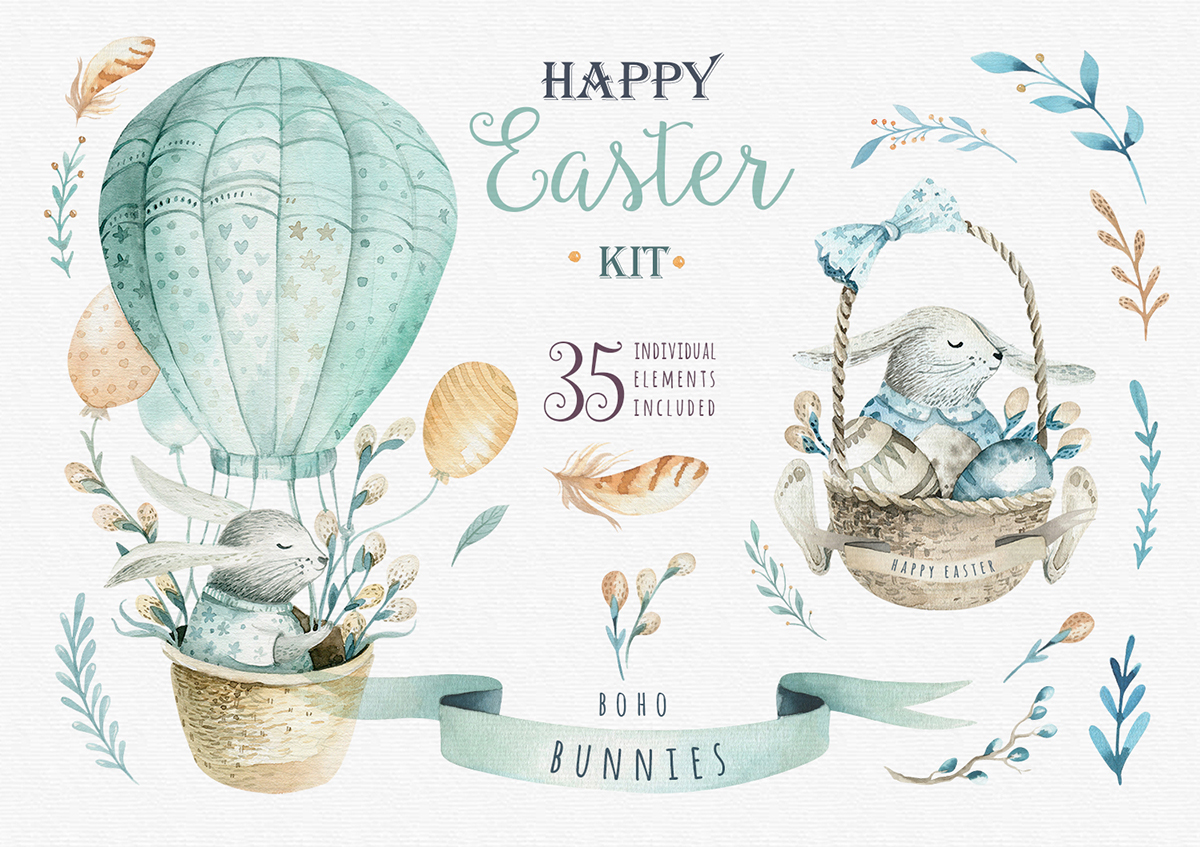 50% Spring &Easter collection example image 27