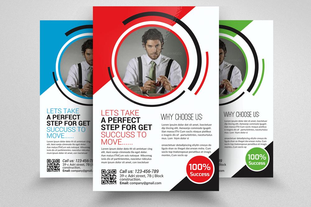 6 Multi Use Business Flyers Bundles example image 4