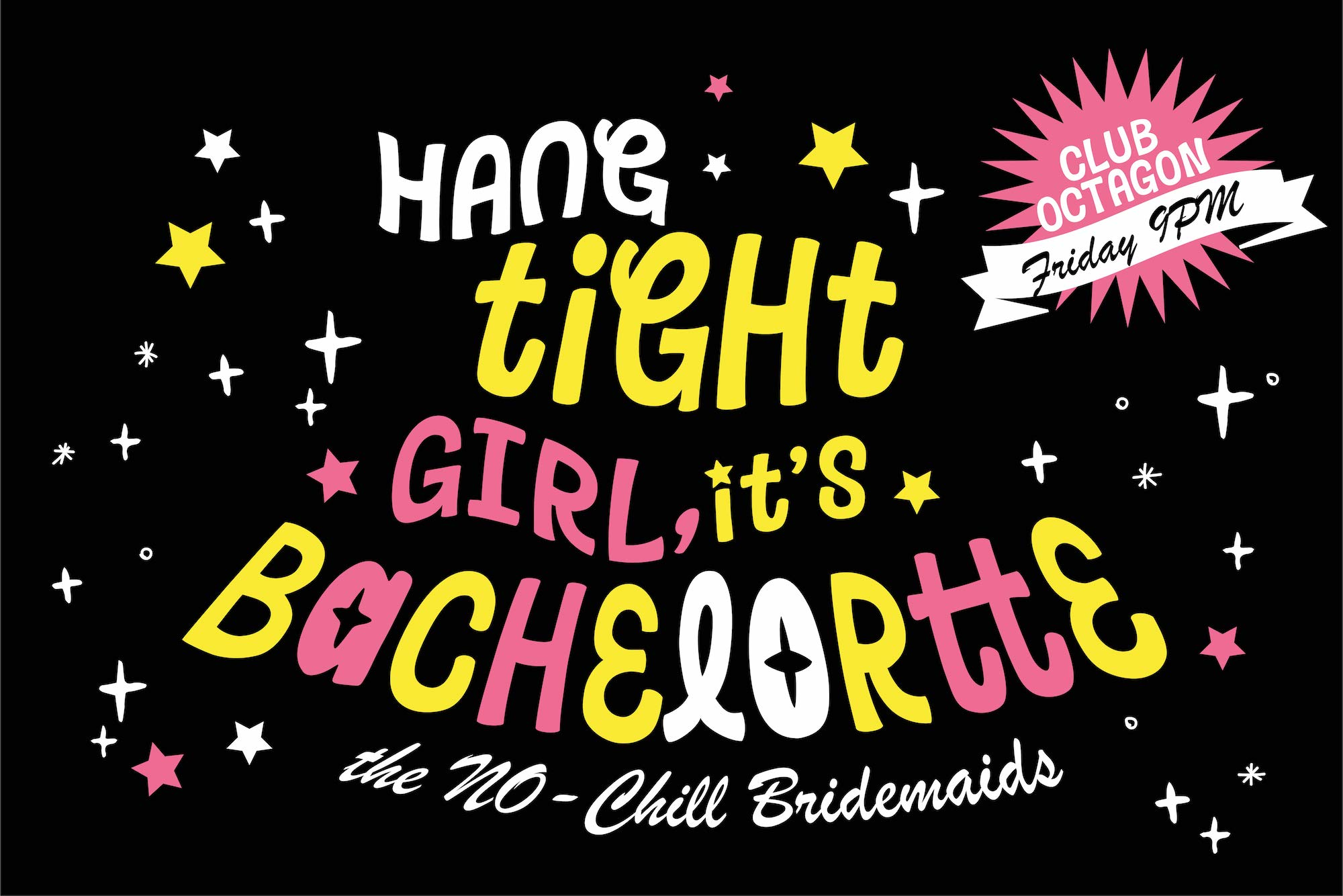 Sparkling Attack Font example image 6