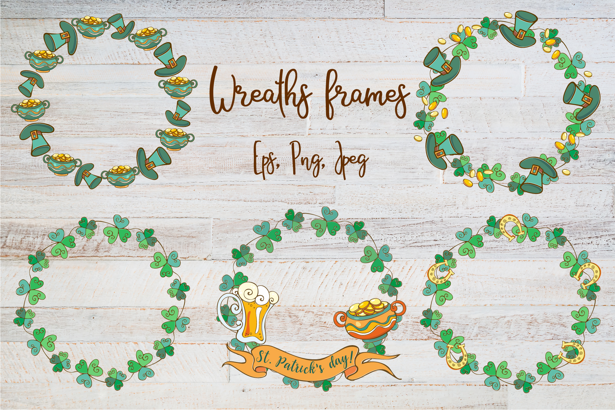 St. Patrick's day! example image 2