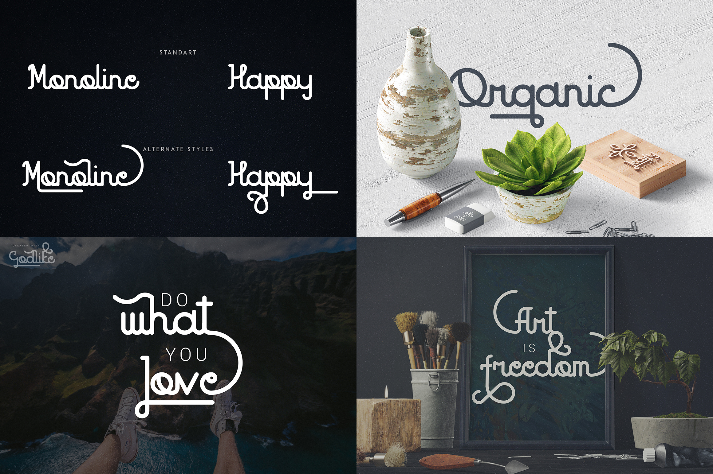 23in1 Sans and Display font bundle | Volume 2 example image 5
