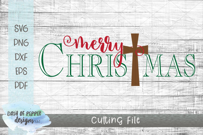 2018 Religious Christmas Bundle - 15 SVG Designs example image 12