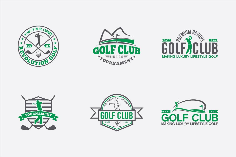 173 Sports Badges and Logo Bundle example image 13