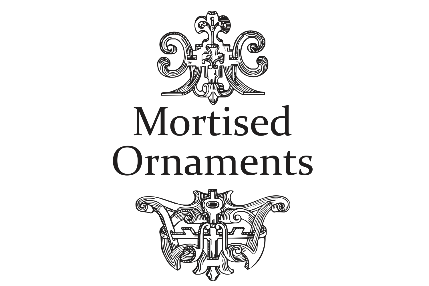 Mortised Ornaments example image 2