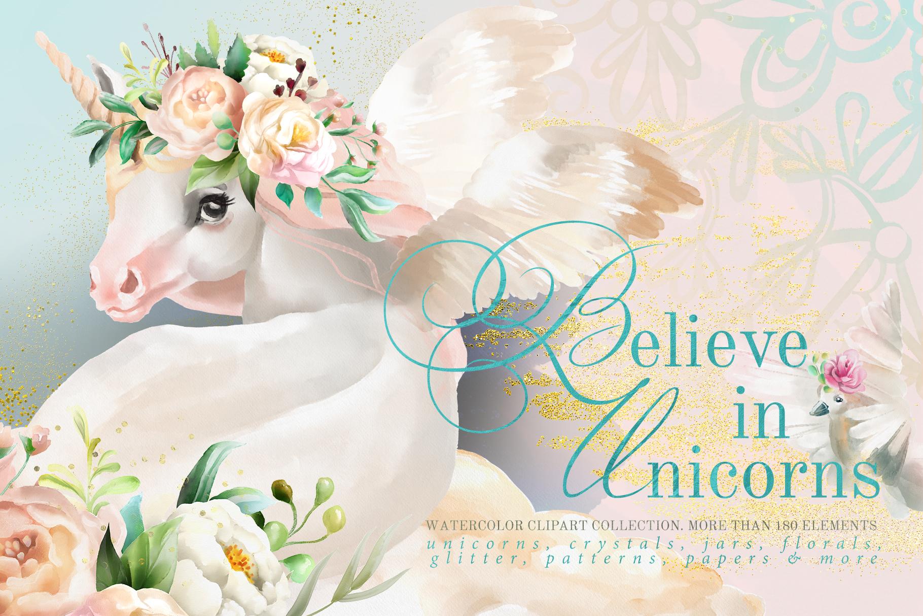 Believe In Unicorns example image 1