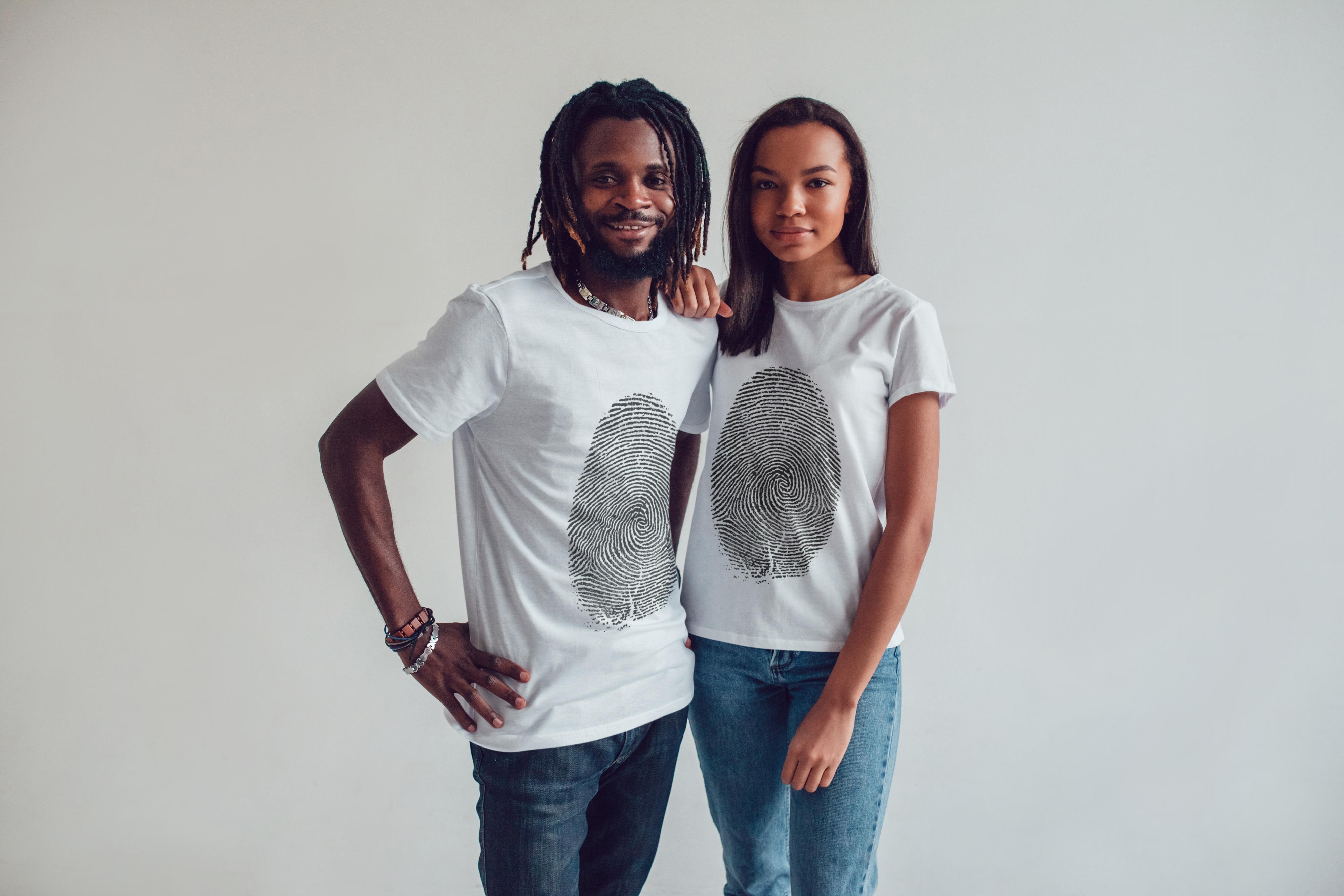 T-Shirt Mock-Up 2018 #1 example image 2
