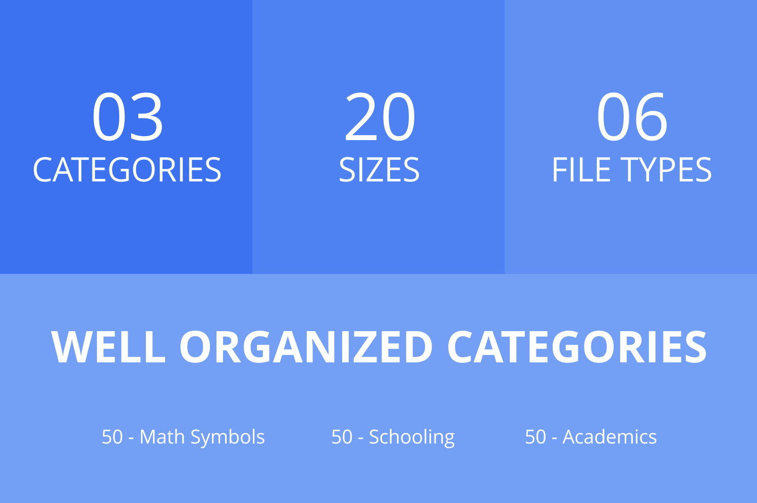 150 Academics Filled Line Icons example image 2
