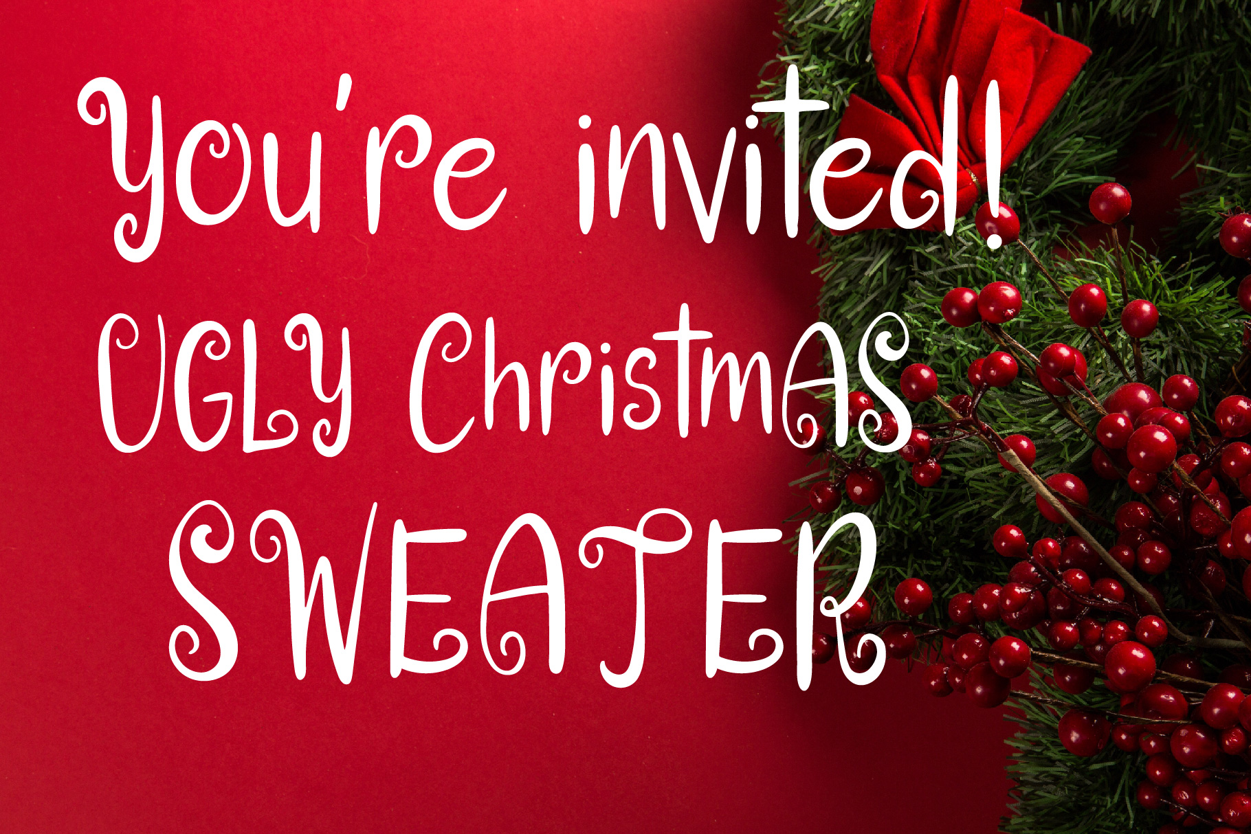 Christmas Workshop Font example image 4