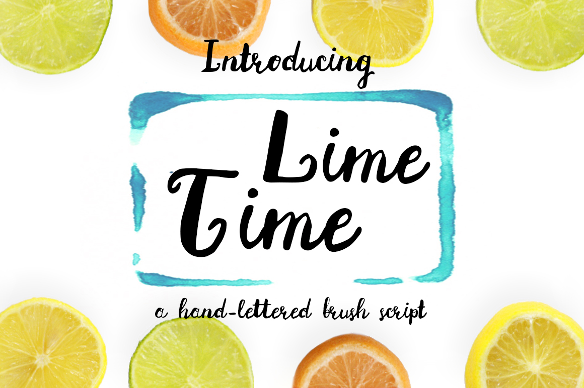 Lime Time example image 1