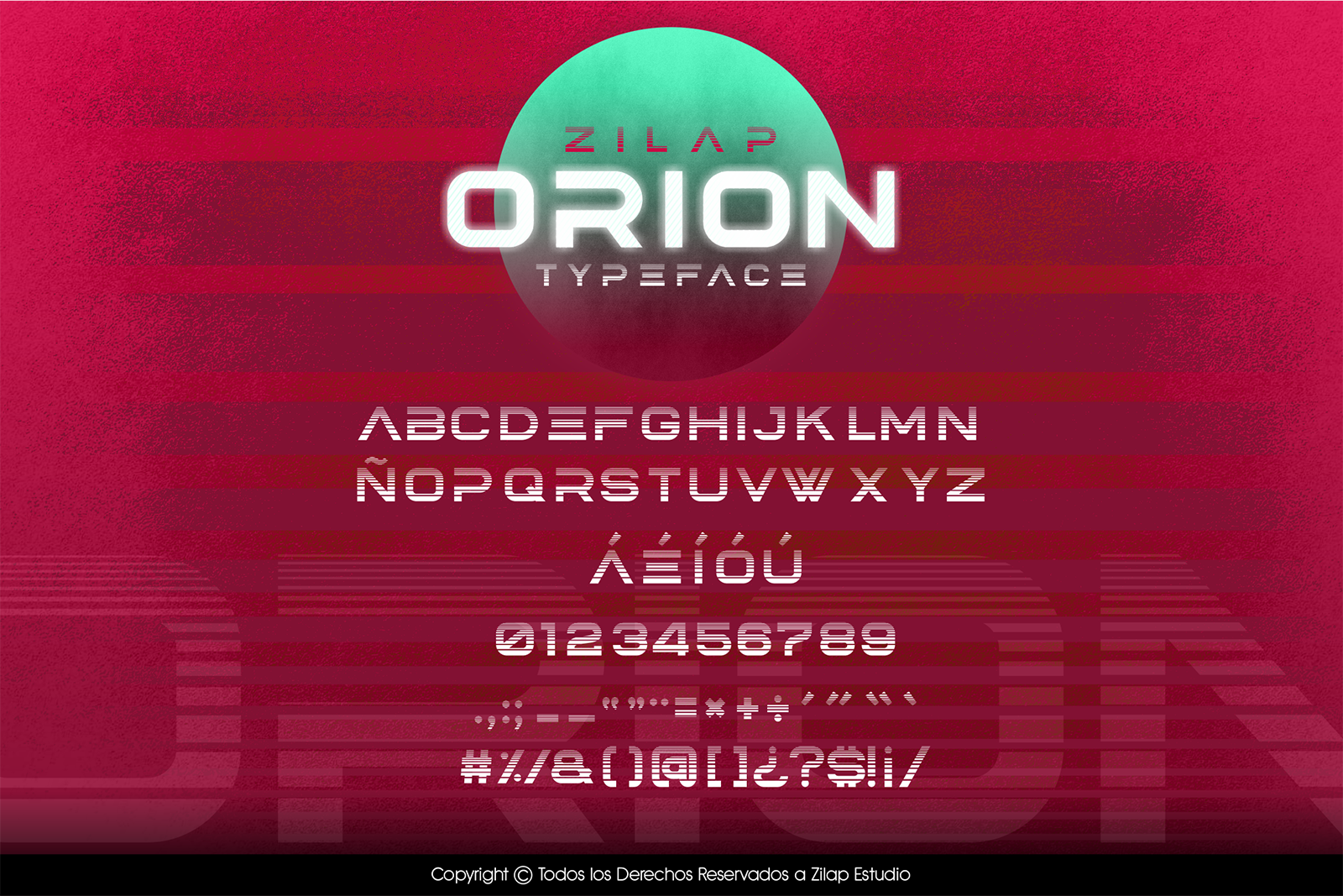 Zilap Orion example image 3