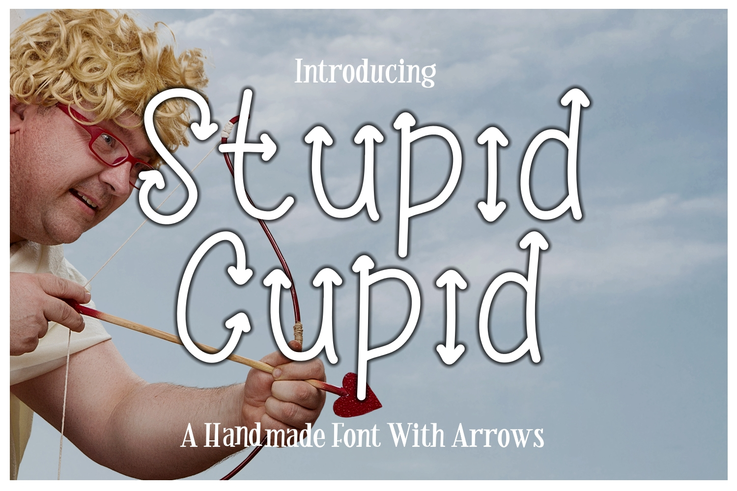 Stupid Cupid + Bonus Arrows example image 1