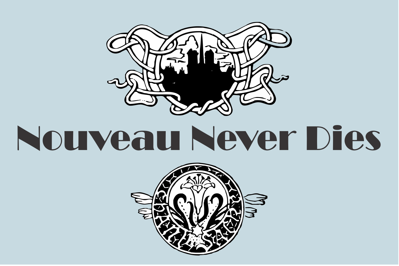 Nouveau Never Dies  example image 2