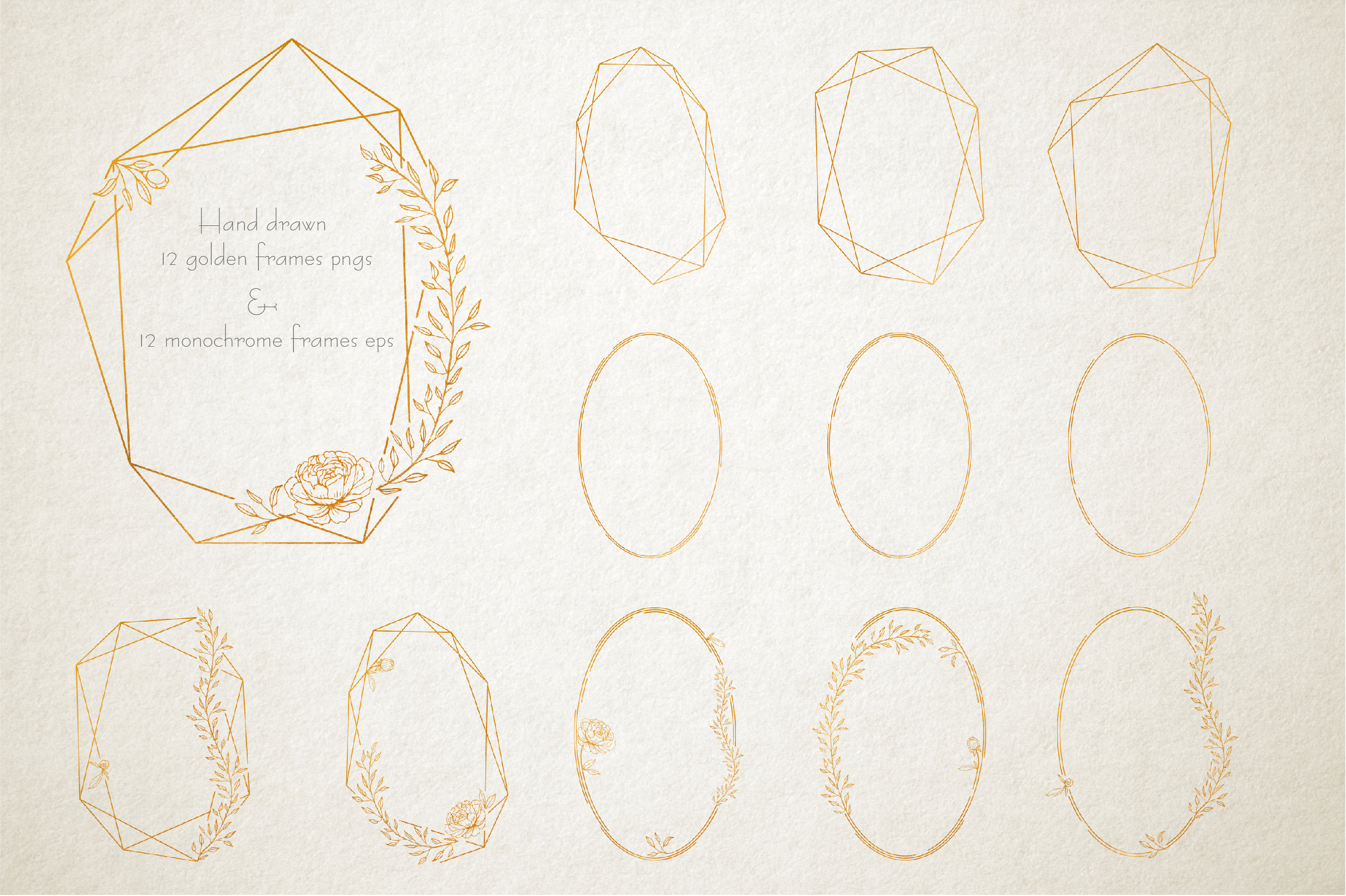 Amelie Floral Display Font example image 11