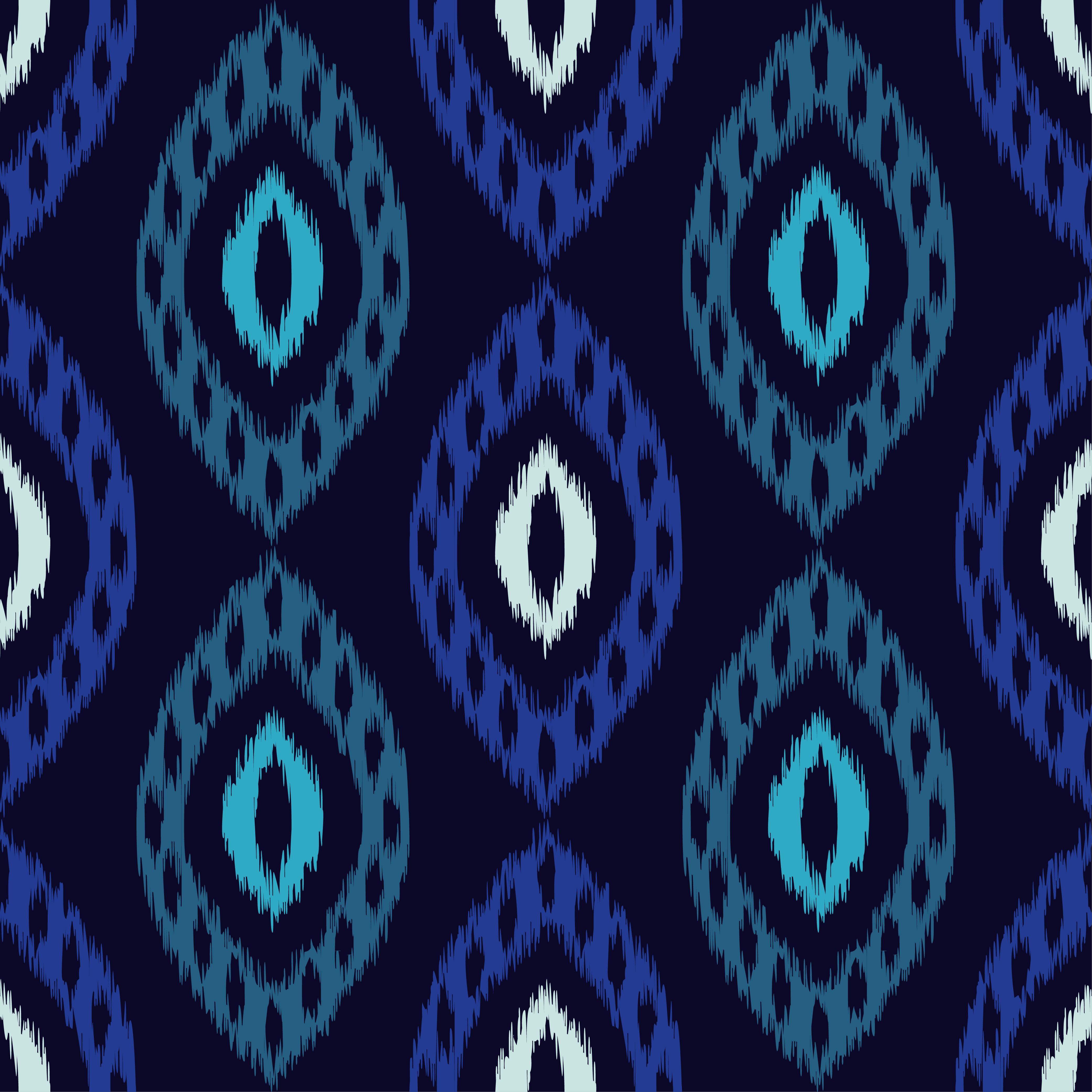 Set of 6 Ethnic boho seamless pattern.  example image 6