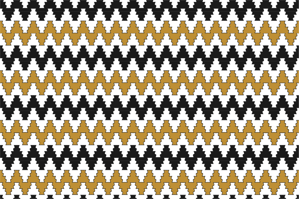 Retro ornamental patterns. example image 7