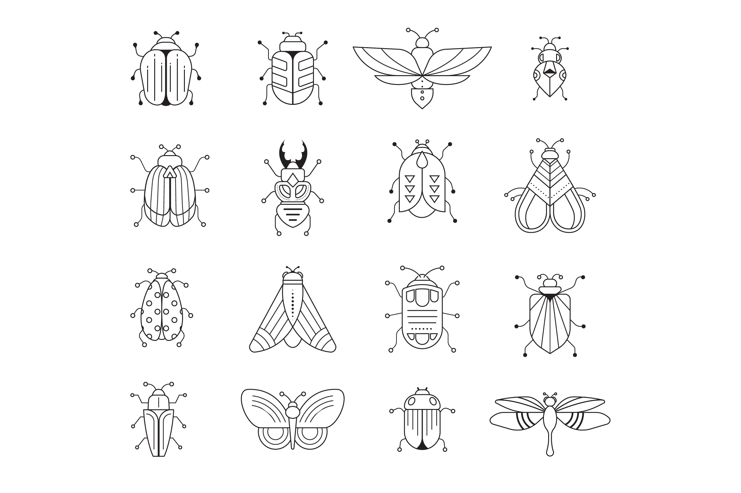 Bugs and insects collection  example image 7