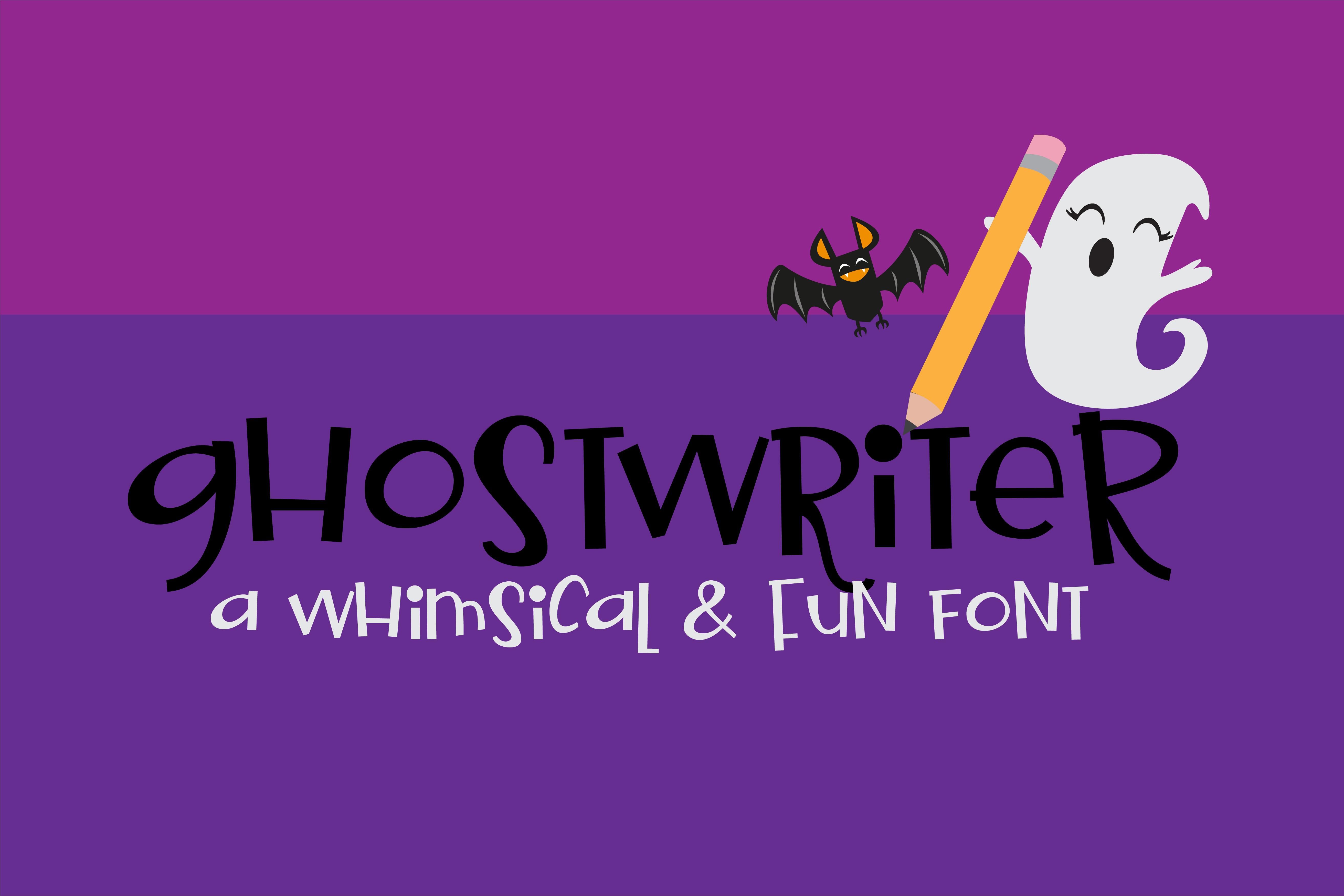 PN Ghostwriter example image 1