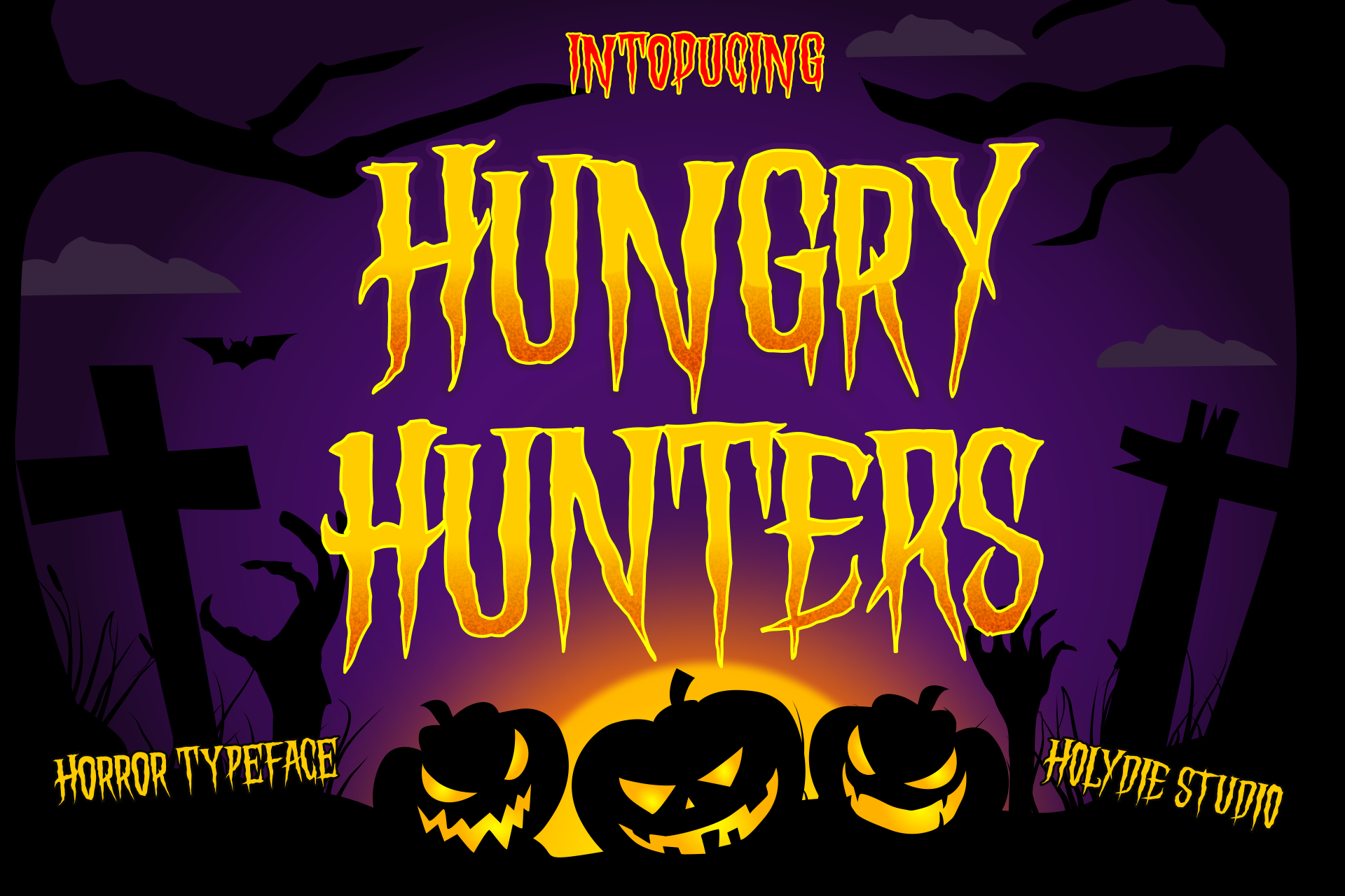 Hungry Hunters example image 1