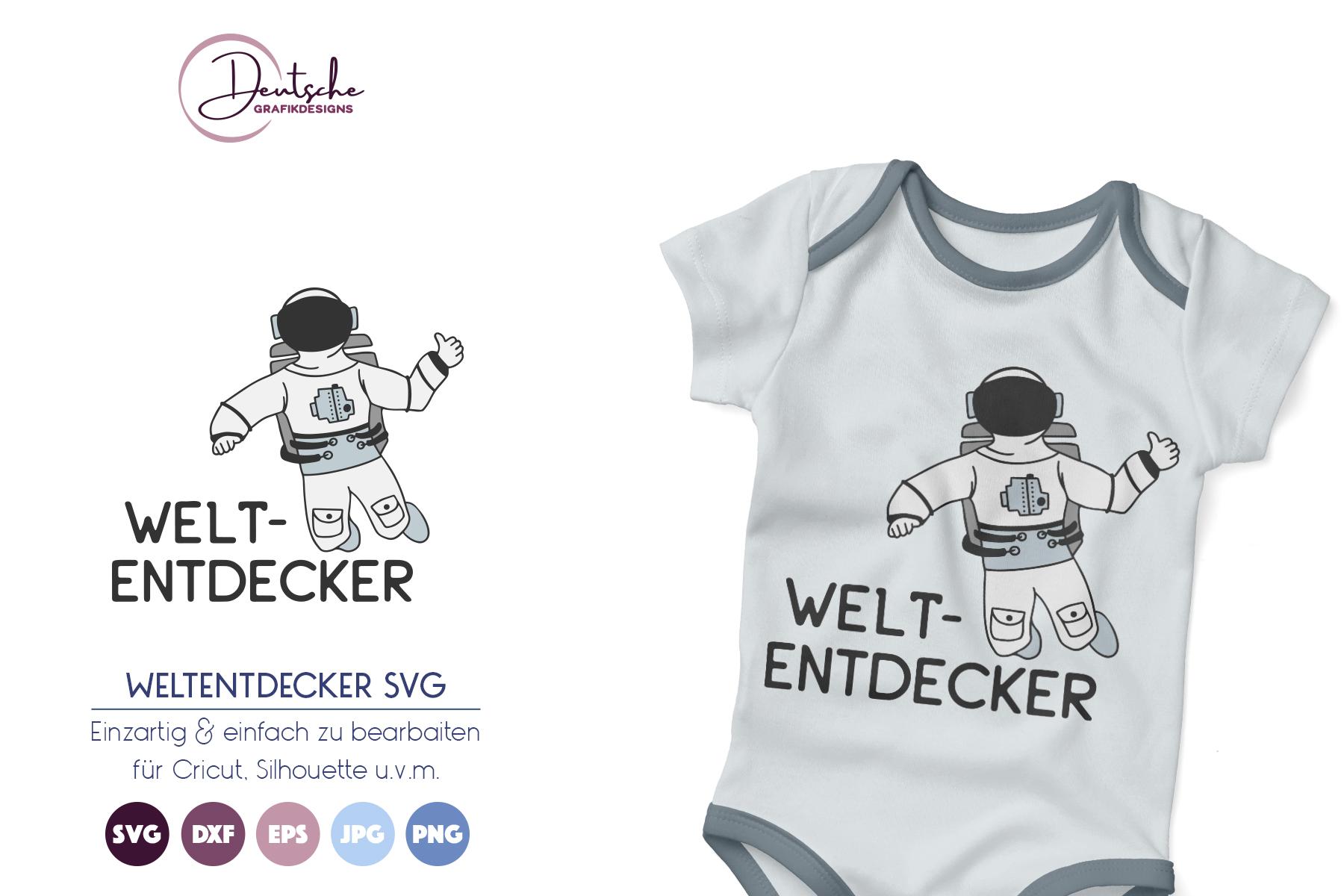 Weltentdecker SVG example image 1