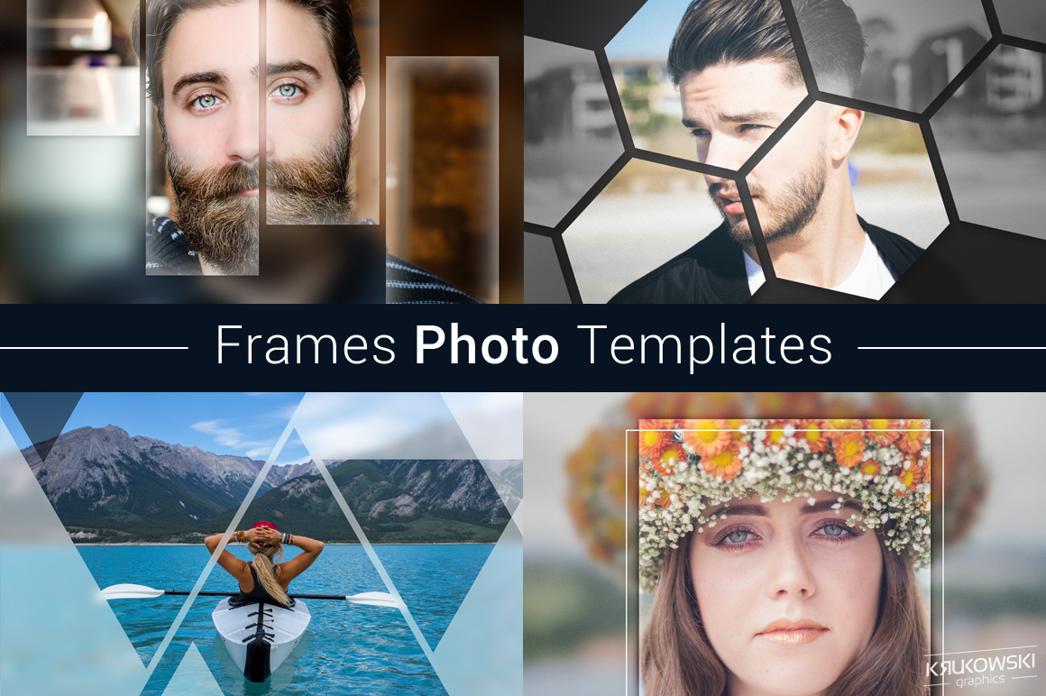 Frames Photo Template example image 1