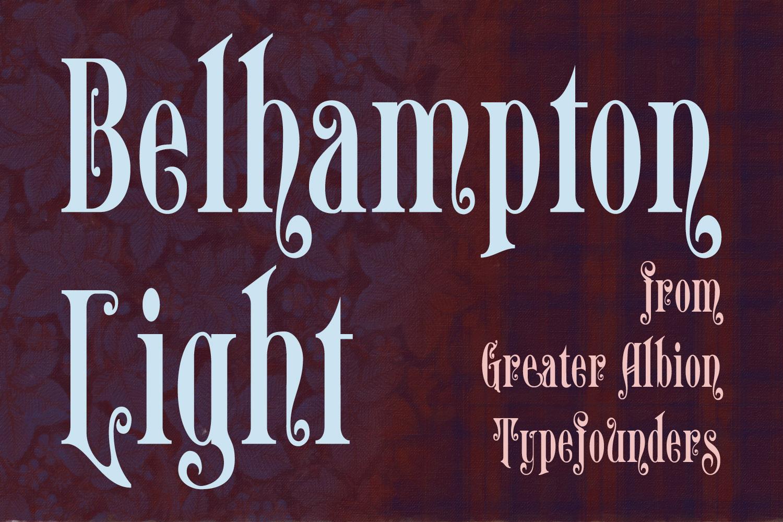 Belhampton Light example image 2
