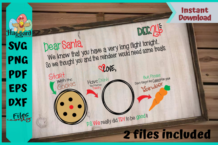 Dear Santa Placemat example image 3