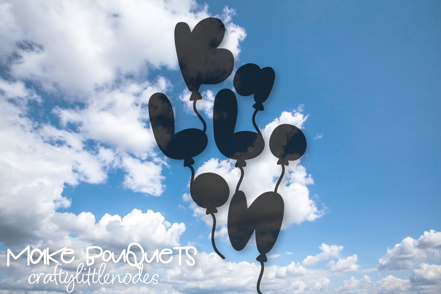 Balloonable - A Hand Drawn Balloon Font example image 3