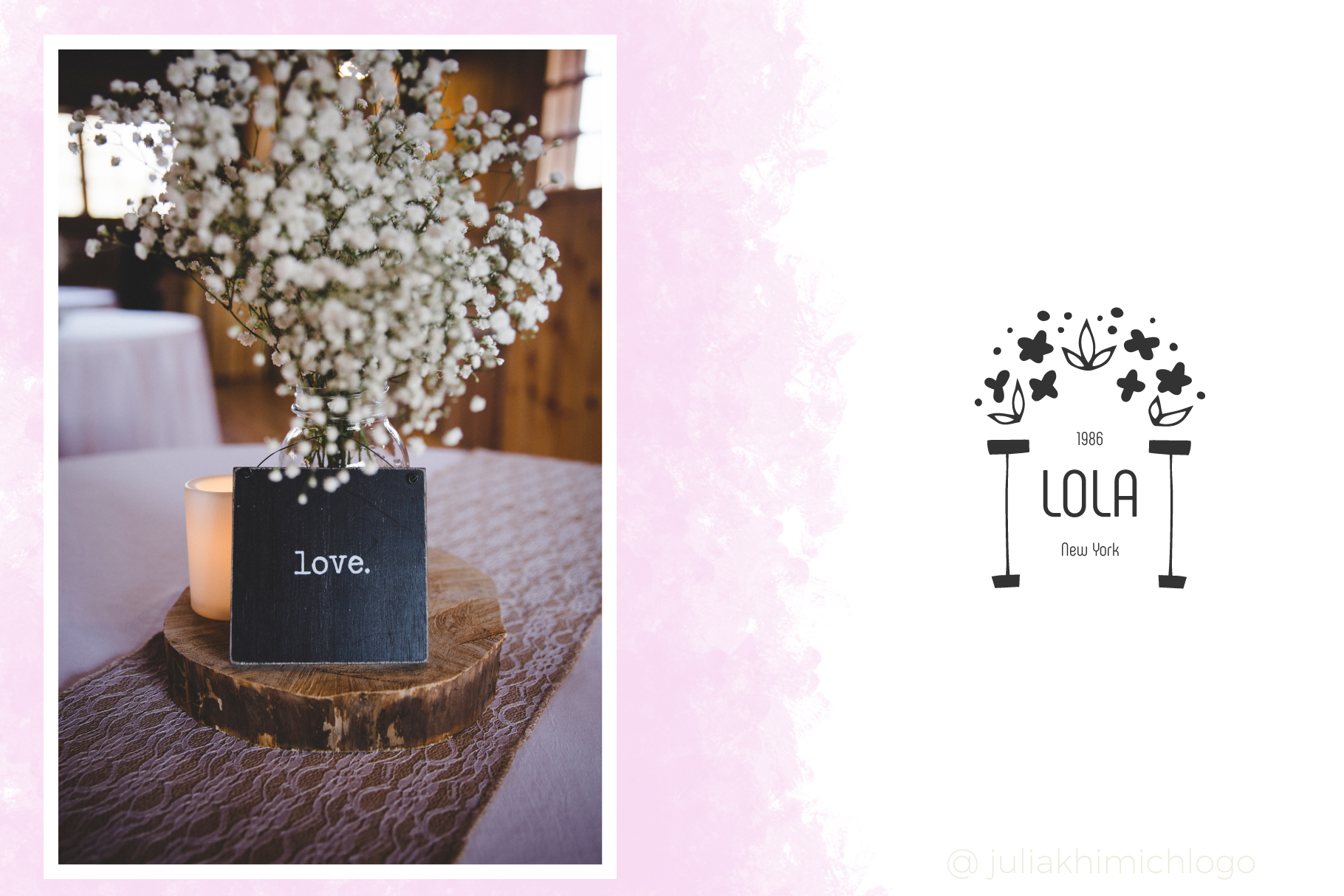 Logo Pack Vol.2. Romantic & Wedding example image 3
