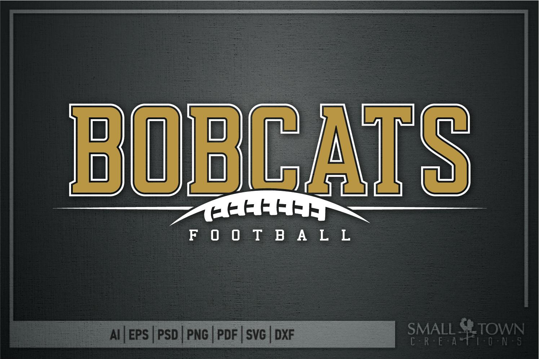 Bobcat football, Football, Sport, Team, PRINT, CUT & DESIGN example image 5