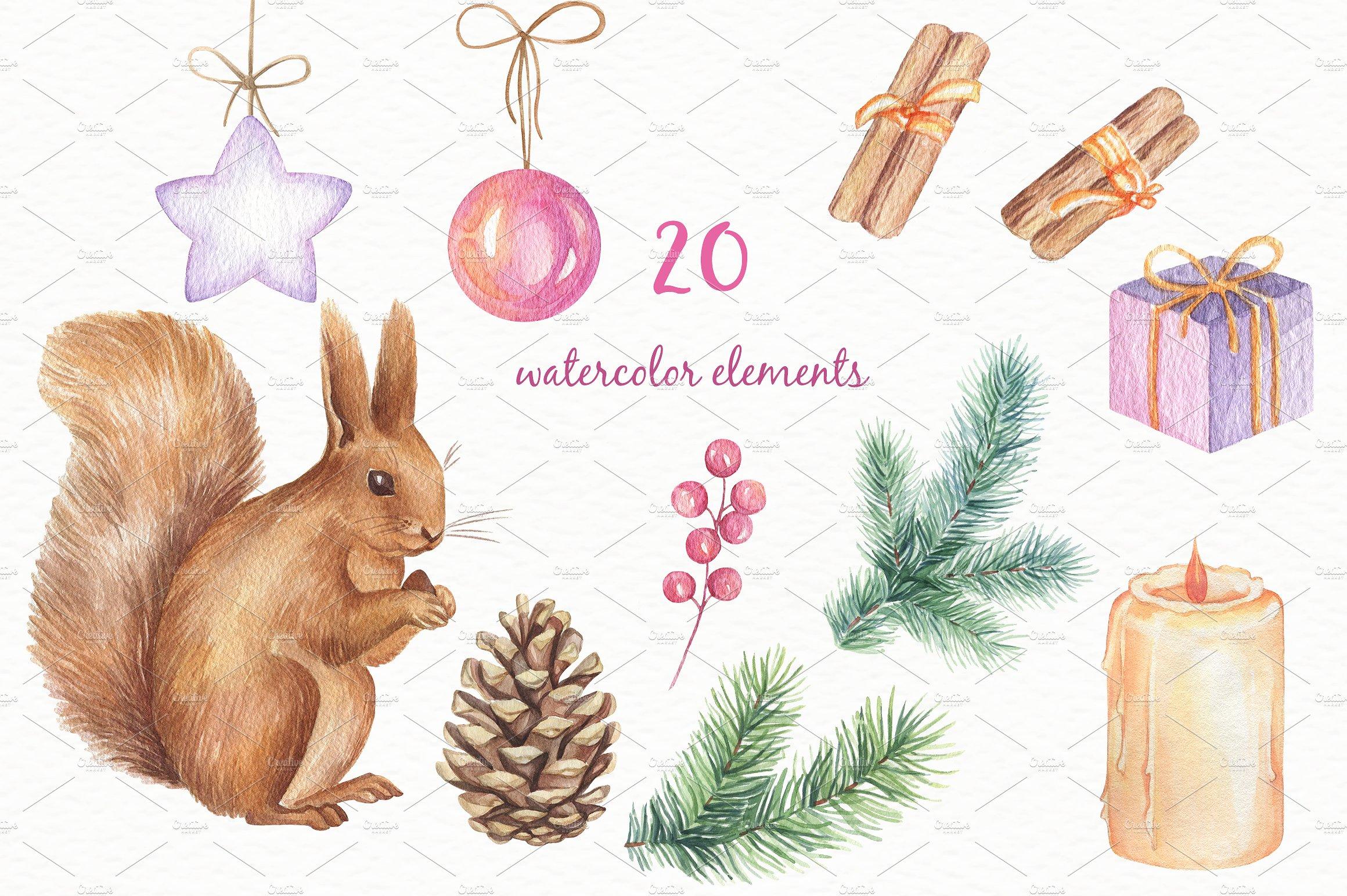 Merry Christmas Collection III example image 5